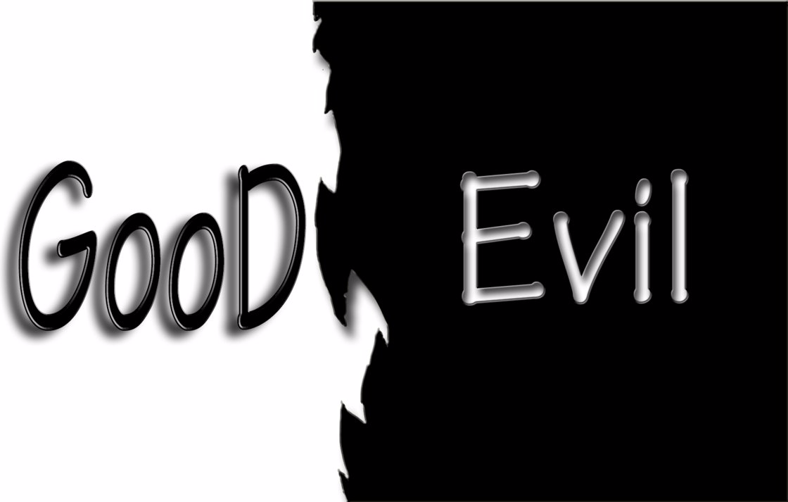 thematic message good vs evil Themes in poetry are often quite apparent, but that isn't always the case sometimes the theme doesn't make itself apparent and is instead up to the reader.